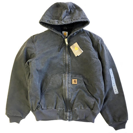 CARHARTT カーハート Quilted Flannel Lined Active Jacket Gravel