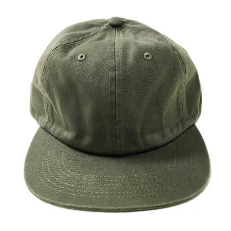 Cali HeadWear / 6panel Twill Unstructured Olive カリヘッドウエア キャップ