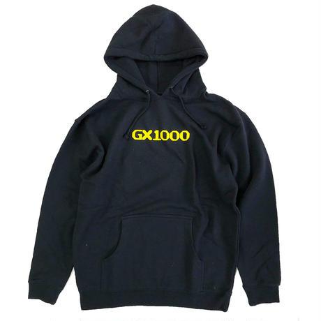 GX1000 OG LOGO HOODIE  BLACK パーカー