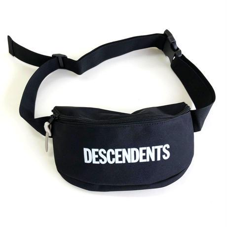 DESCENDENTS / Classic Logo Fanny Pack ディセンデンツ ファニーパック ウエストバッグ