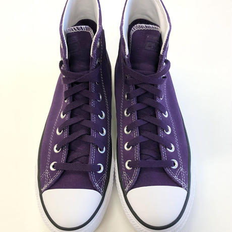CONS CTAS PRO HIGH SKATE  grand purple/vivid sulfur/white