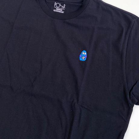 POLAR SKATE CO  DANE FACE TEE BLACK ポーラースケート Tシャツ