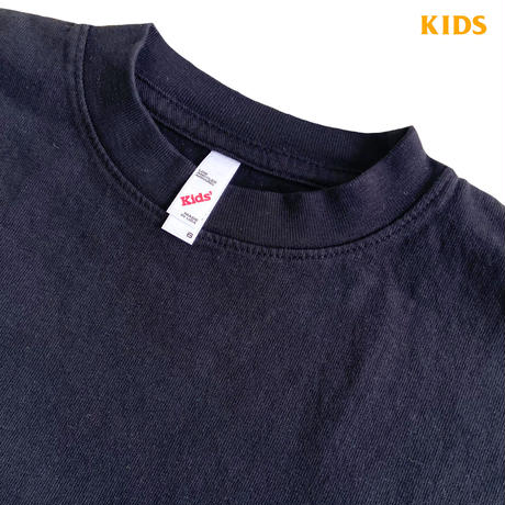 LOS ANGELES APPAREL KIDS Toddler 6.5oz Garment Dye CREW S/S TEE 子供用 キッズ  Tシャツ