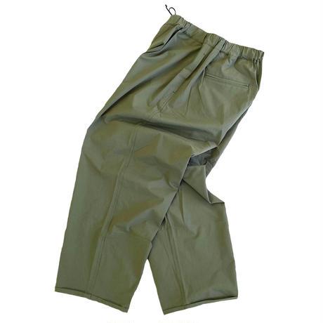 Powderhorn Mountaineering  EASY PANTS OLIVE    Mサイズ パウダーホーンマウンテニアリング イージーパンツ
