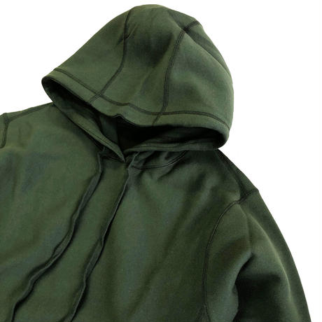 CANADA FACTORY COMPANY    カナダファクトリーカンパニー CLASSIC HOODED PULLOVER  OLIVE スウェットパーカー