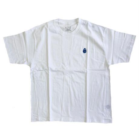 POLAR SKATE CO  DANE FACE TEE WHITE ポーラースケート Tシャツ