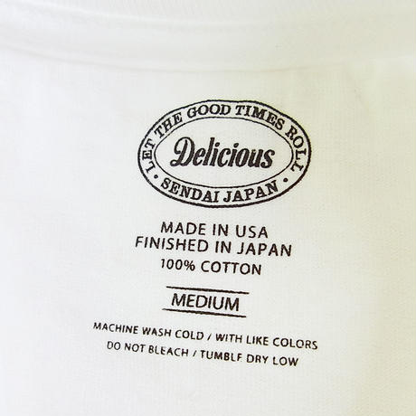 Delicious x New York Zine Collabo T-shirts  デリシャス Colin Sussingham Tシャツ