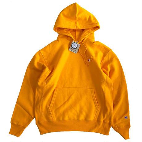 Champion LIFE  Reverse Weave 12oz. Pullover Hood  C GOLD チャンピオン リバースウィーブ スウェット パーカー