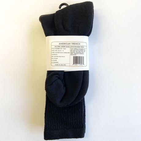 AMERICAN TRENCH  MIL-SPECK SPORT SOCK アメリカントレンチ ミルスペック 靴下 ソックス