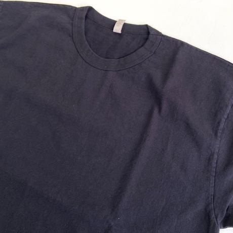 LOS ANGELES APPAREL 8.5oz Garment Dye S/S TEE CHARCOAL ロサンゼルスアパレル Tシャツ チャコール