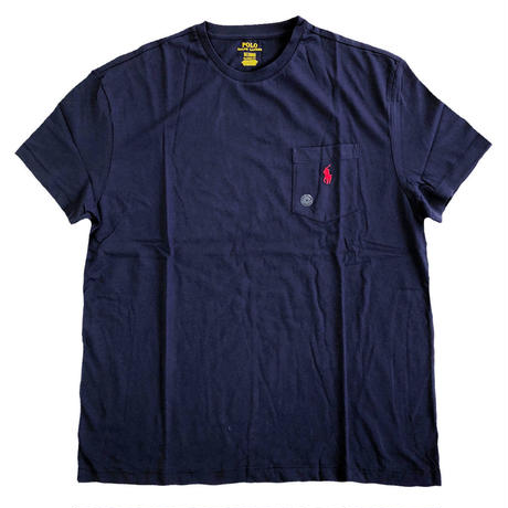POLO Ralph Lauren / Pocket TEE INK ポロ ラルフローレン ポケット Tシャツ