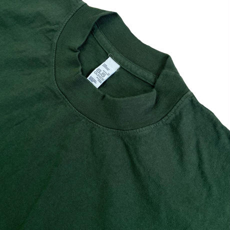 LOS ANGELES APPAREL 6.5oz Garment Dye CREW S/S TEE IVY ロサンゼルスアパレル Tシャツ MADE IN USA