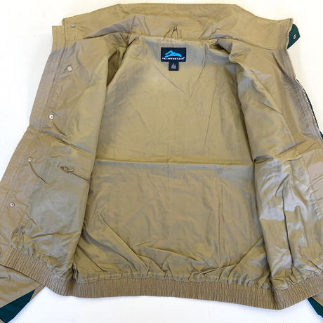 TRI MOUNTAIN Back Country Nylon Jacket Khaki ナイロンジャケット トリマウンテン