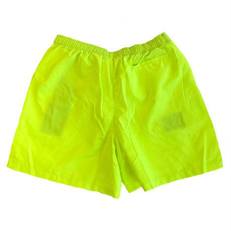 COBRA CAPS / Microfiber All Purpose Shorts  Safety Green コブラ キャップス バギーショーツ ショートパンツ