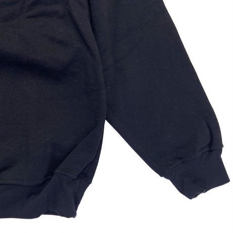 BAYSIDE  MADE IN USA SUPER HEAVY 16OZ OVERSIZED CREWNECK SWEATSHIRT BLACK ベイサイド スウェット