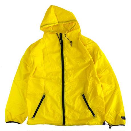 Dead Stock  Helly Hansen Nylon Zip Packable Jacket Lサイズ YELLOW デッドストック ヘリーハンセン パッカブルジャケット