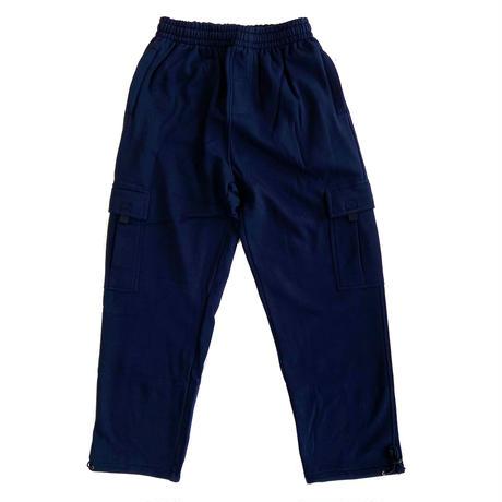 PRO5 Heavy Fleece Cargo Pants Loose Fit  NAVY   プロファイブ スウェットパンツ スウェットカーゴパンツ ルーズフィット