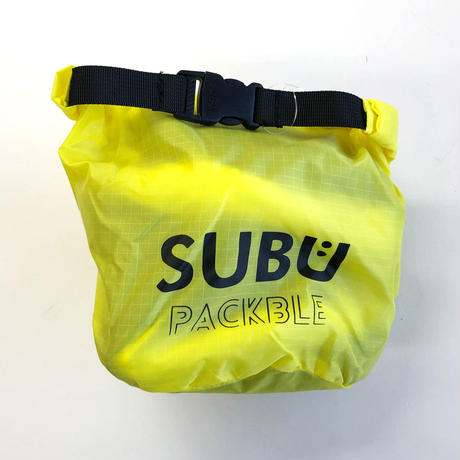 SUBU packble サンダル 2019 LEMON YELLOW スブ