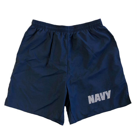 SOFFE OFFICIAL NAVY UNIFORM PT SHORT  NAVY  ソフィー ショートパンツ ショーツ  physical training MADE IN USA