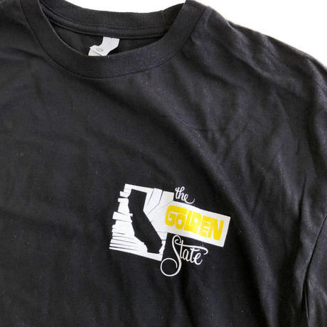 THE GOLDEN STATE TEE  スーベニア  HUMBERGER Tシャツ
