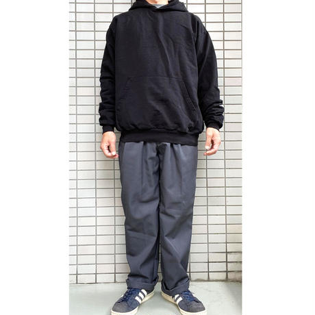 RED KAP PT32 PLEATED INDUSTRIAL WORK PANTS  CHARCOAL レッドキャップ ワークパンツ  2プリーツ  RED KAP