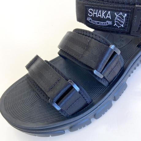 SHAKA サンダル NEO BUNGY AT  BLACK  シャカ スポーツ アウトドア 2020