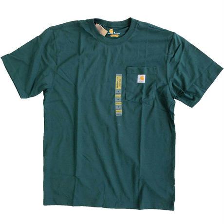 CARHARTT / WORKWEAR POCKET TEE  HT GREEN カーハート Tシャツ