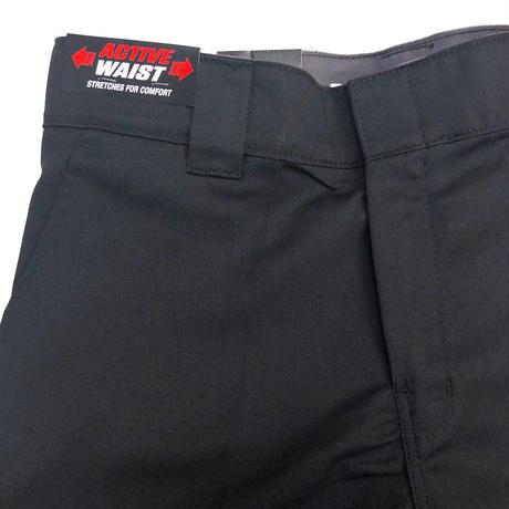DICKIES FLEX 11inch FLATFRONT SHORT ディッキーズ フレックス ショーツ ショートパンツ ブラック