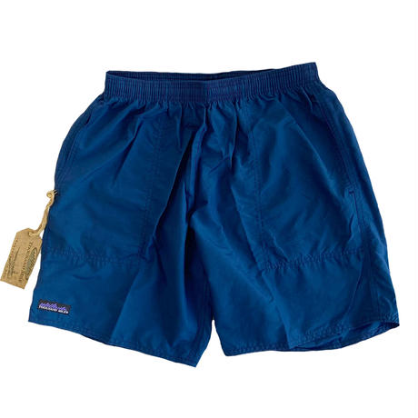 THOUSAND MILE IMPERIAL TRUNK SHORTS NAVY サウザンドマイル ナイロンショーツ MADE IN USA