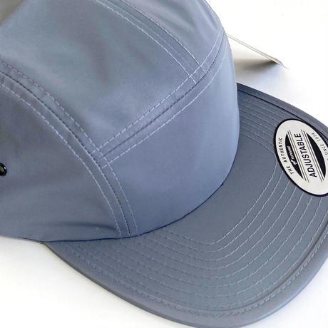 FLEXFIT REFLECTOR 5panel CAP Silver フレックスフィット リフレクター キャップ