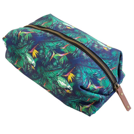 GOOD WORTH /TOUCAN GRAM TOILETRY BAG グッドワース ポーチ