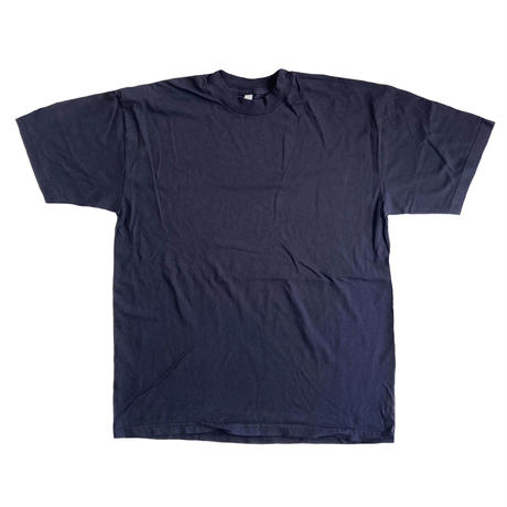 LOS ANGELES APPAREL 6.5oz Garment Dye CREW S/S TEE BLACK  ロサンゼルスアパレル Tシャツ MADE IN USA