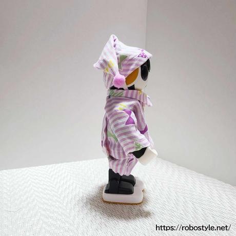 パジャマ2点セット(ピンク)/1点もの