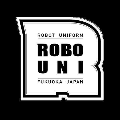 地元応援ニットTシャツTグレー【ロボホン公式ライセンス商品】ロボホンニットTシャツ