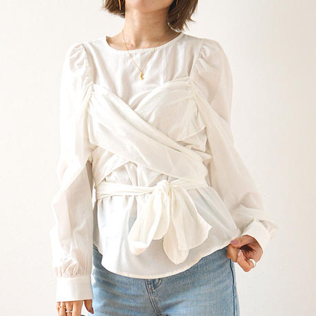 design blouse(119-1203)