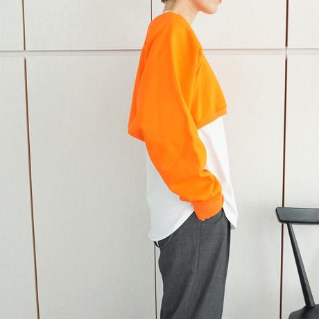 【3日間限定予約】ショート丈スウェット(S-0022)