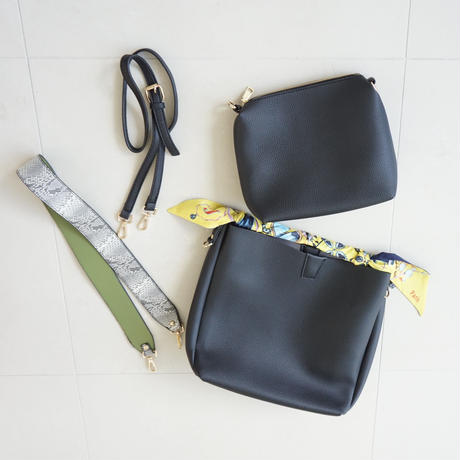 leather bag(big) (119-5211 )
