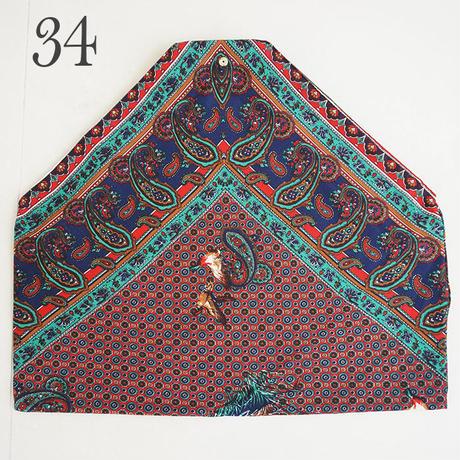 vintage scarf bag 販売ページ<柄 24.28.32.33.34.36>
