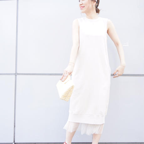 sweat one-piece <long version> (R-0003)
