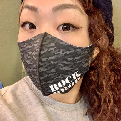 松本浩代オリジナルマスク/ブラック