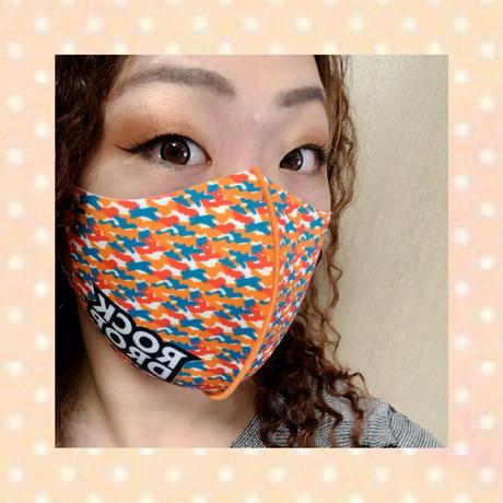 松本浩代オリジナルマスク / カラフル