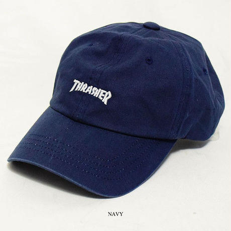 THRASHER 6PANEL LOW CAP (RV034)