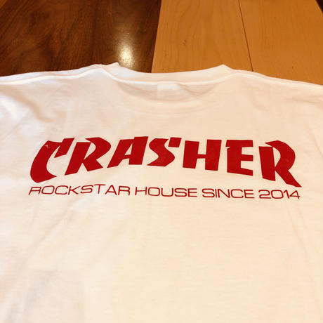 ROCKSTAR HOUSE  Original  CRASHER T/S