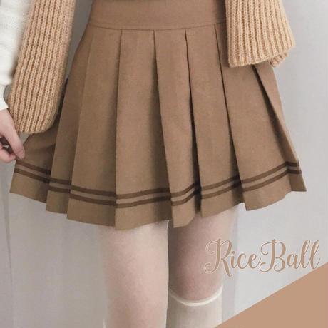 RICEBALL・クッキーセーラースカート