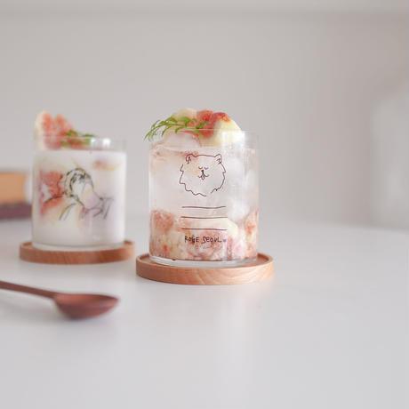 《 コラボモデル》HOME CAFE GLASS [PUPPY]
