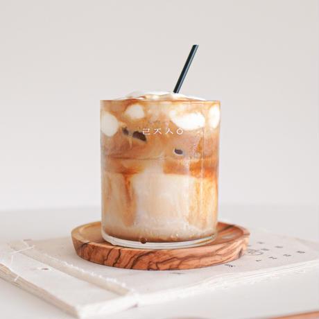 《 ROGE SEOUL製作 》HOME CAFE GLASS [ㄹㅈㅅㅇ]