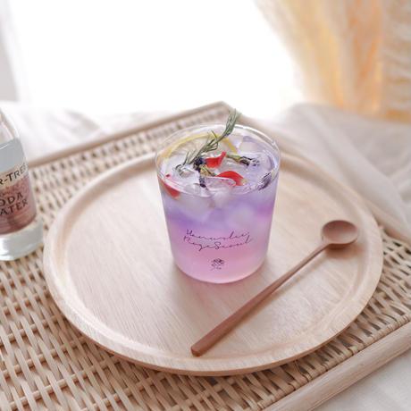《 ROGE SEOUL製作 》HOME CAFE GLASS [ROSE]