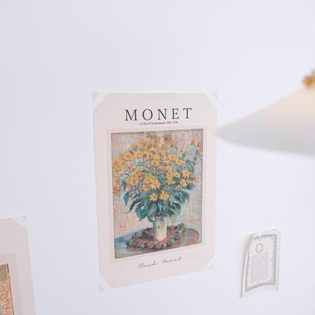 ファブリックポスター【MONET】
