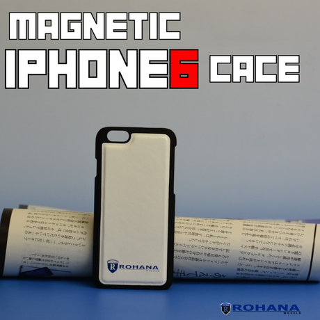 Rohana MAGNETIC iPhone6/6s case (BLUE or WHITE)