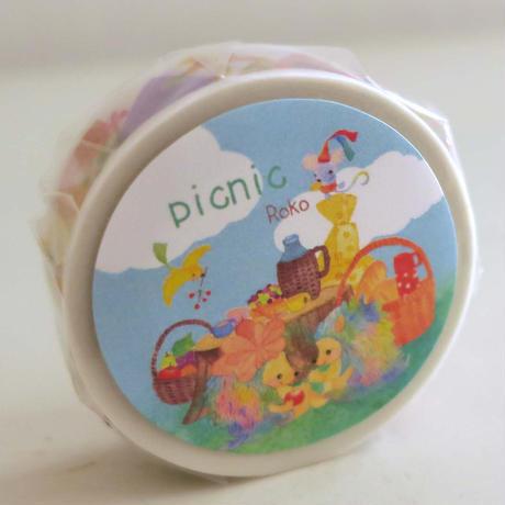 マスキングテープ picnic